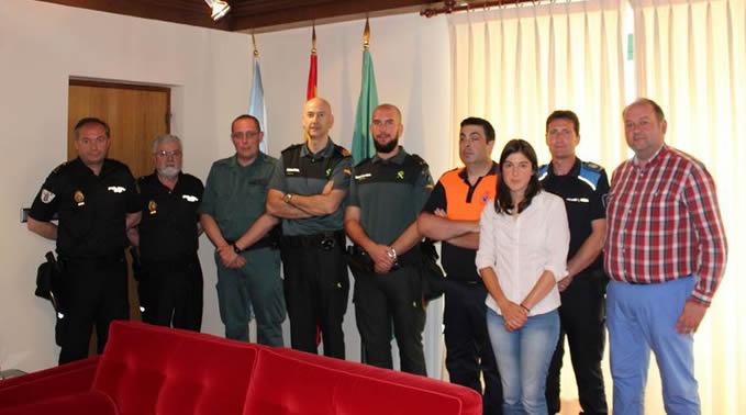 Más seguridad durante el Festival Celta De Ortigueira
