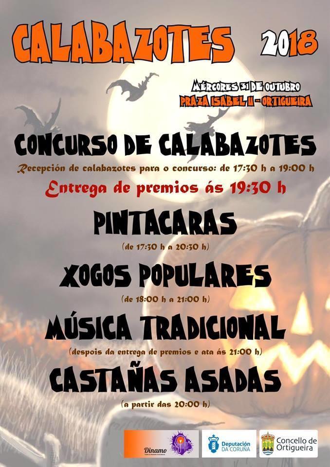 31-O: Festa das Cabazas en Ortigueira